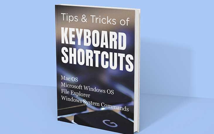 Tips & Tricks of Keyboard Shortcuts